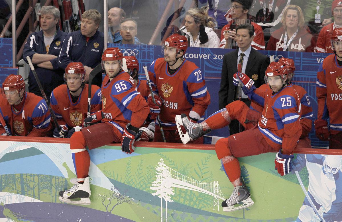 Лучшая тройка России нулевых. Она вернула веру всборную икрасивый хоккей