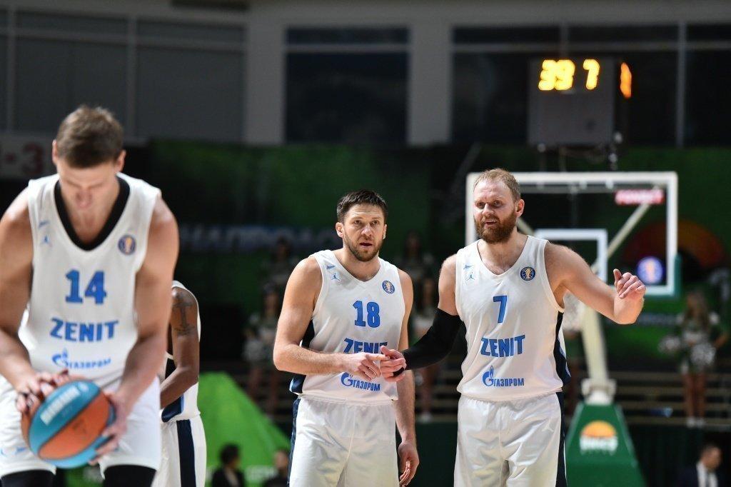 Баскетбольный «Зенит» взял Казань убедительнее, чем футбольный
