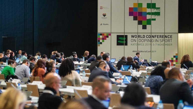 Вовсем мире обсуждают рекомендации комитета ВАДА вотношении России. Фото AFP
