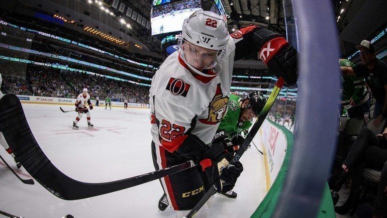 Никита Зайцев. Фото USA Today Sports