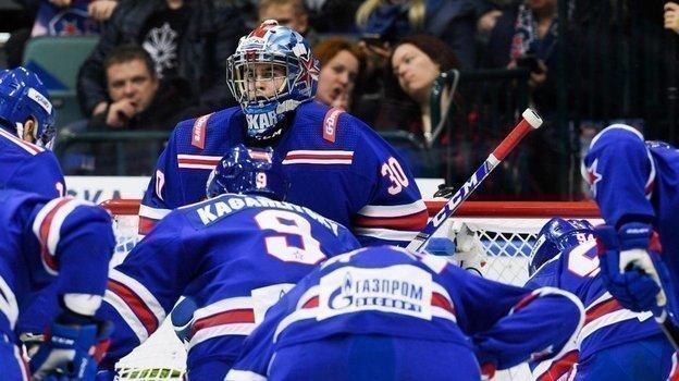 17-летний вратарь Ярослав Аскаров дебютировал заоснову СКА ипринес победу вматче против Сочи— 4:2