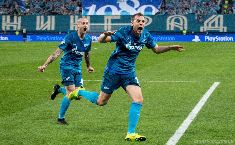 Ювентус- зенит отзывы специалистов после матча
