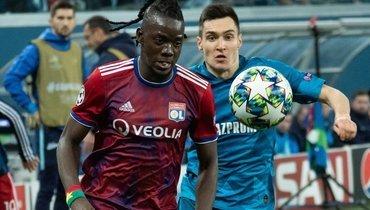 Чтобы «Зенит» вышел в1/8 финала, «Лион» недолжен обыграть «Лейпциг».