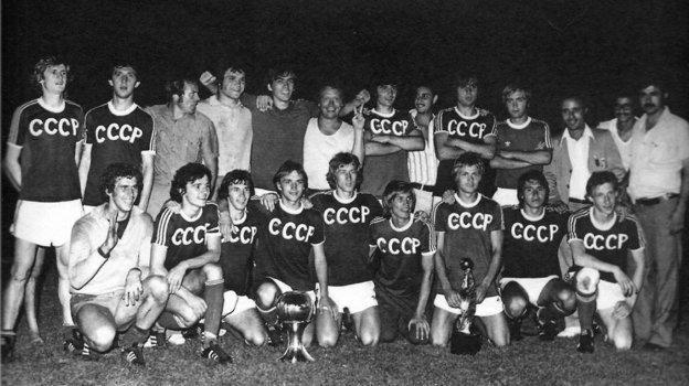Летопись Акселя Вартаняна, 1977 год, часть восьмая: сборная СССР— чемпион мира