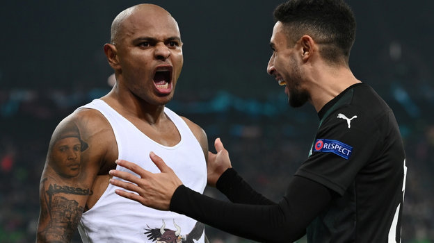 Лига Европы, Краснодар— Базель— 1:0, обзор матча, видео голов
