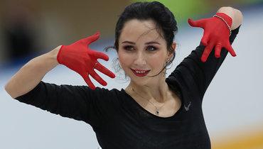 Елизавета Туктамышева.
