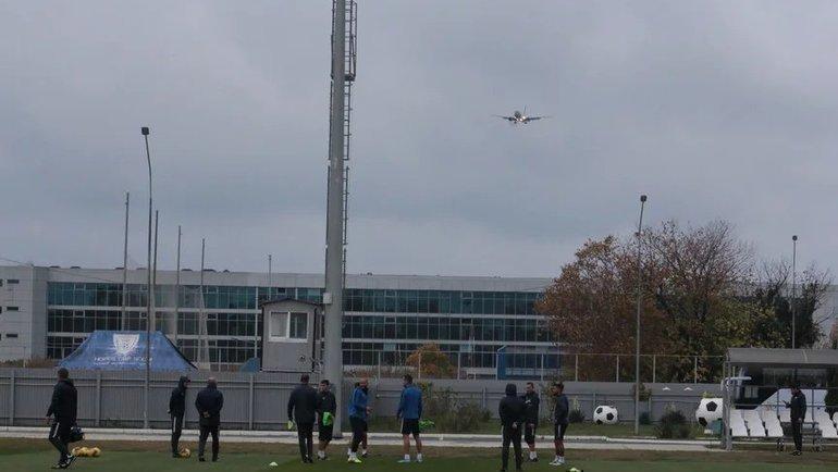 Эпидемия в «Сочи». Матч с «Оренбургом» под угрозой срыва? Фото ФК «Сочи»
