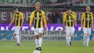 «Витесс» потерпел пятое поражение подряд вчемпионате Голландии.