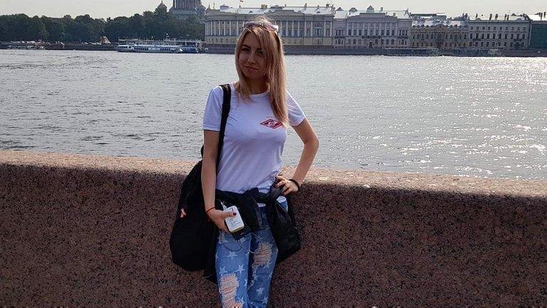 Маргарита Северная вСанкт-Петербурге. Фото Instagram