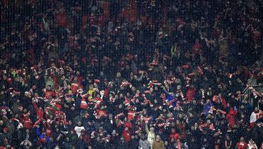 Болельщики «Спартака»: всели будут натрибуне вСанкт-Петербурге?