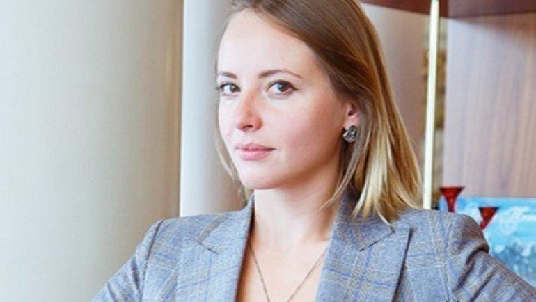 Директор деловой программы Sports World 2020 Александра Савраева.