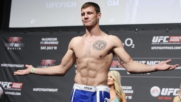Никита Крылов. Фото MMA Fighting