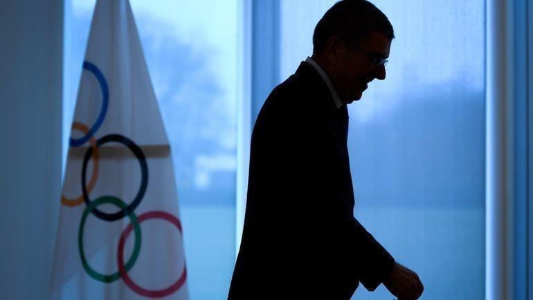 5декабря. Лозанна. Томас Бах. Фото AFP