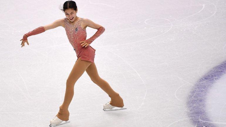 Алиса Лью. Фото AFP