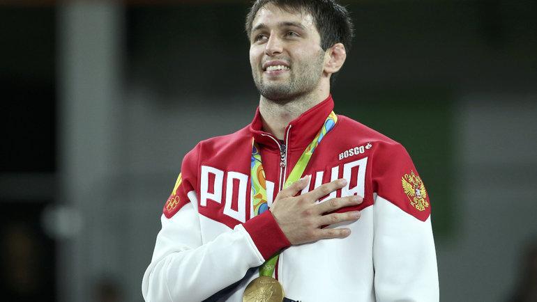 Сослан Рамонов. Фото Reuters