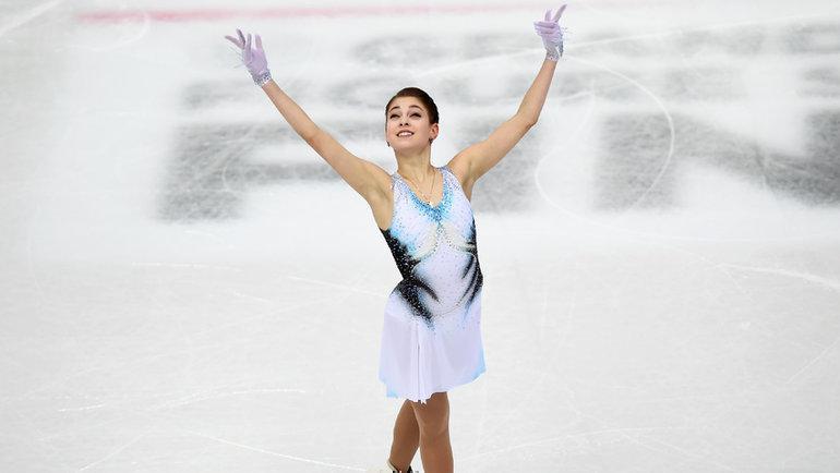 6декабря. Турин. Алена Косторная. Фото Reuters