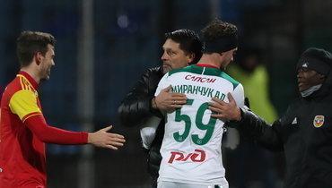 Черевченко иСемин— оразгромной победе «Арсенала» над «Локо». Чему она научила