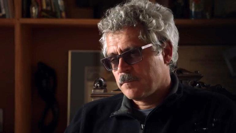 Григорий Родченков. Фото кадр изфильма «Икар»