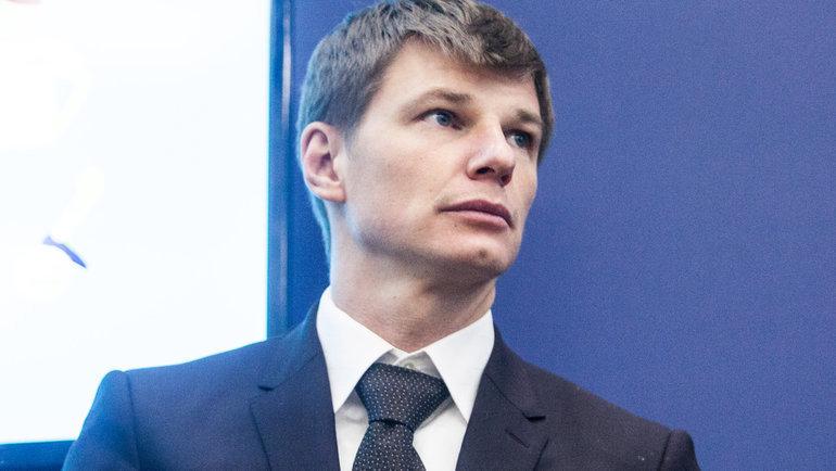 Андрей Аршавин. Фото Анна Мейер, ФК «Зенит»