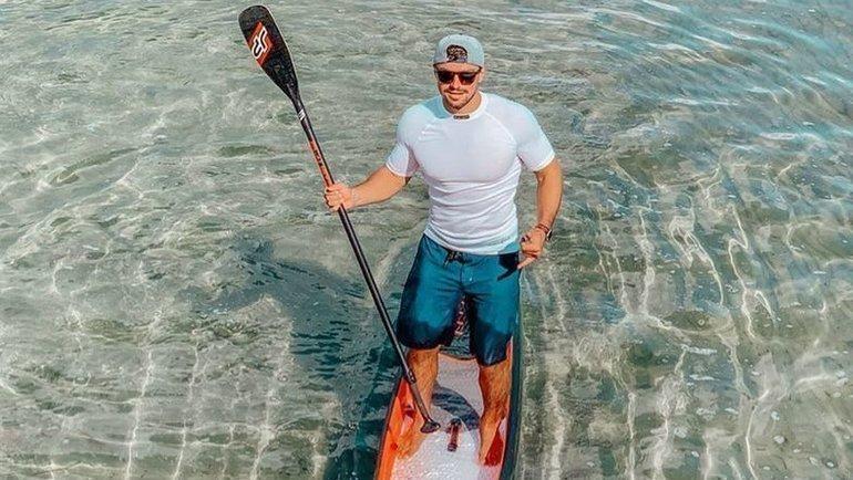 Андрей Крайтор. Фото Instagram