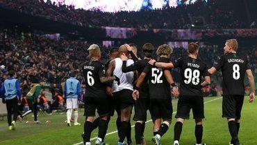 28ноября. Краснодар. «Краснодар»— «Базель»— 1:0. Радость «быков». Ноимнужна еще одна победа.