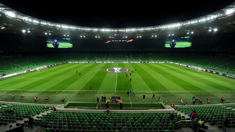 Лига Европы вэтом сезоне вКраснодар невернется. Фото Reuters