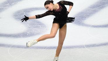 Алина Загитова.