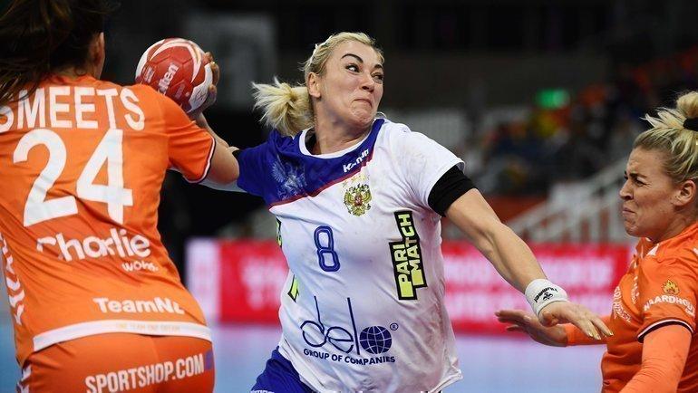 Россиянки проиграли вполуфинале чемпионата мира. Фото AFP