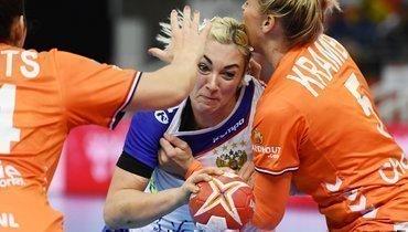 13декабря. Кумамото. Россия— Голландия— 32:33. Россиянки несмогли выйти вфинал чемпионата мира.