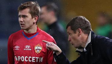 Виктор Гончаренко (справа) иИван Обляков.