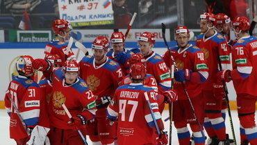 14декабря. Москва. Россия— Чехия— 4:3Б.