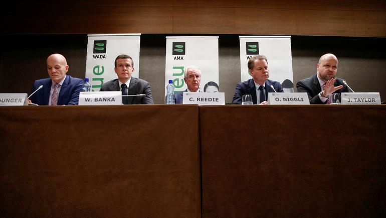 Заседание Всемирного антидопингового агентства. Фото AFP
