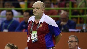 Евгений Трефилов.