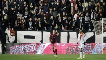 Скандал виспанской лиге: украинского игрока оскорбляли, матч сорван