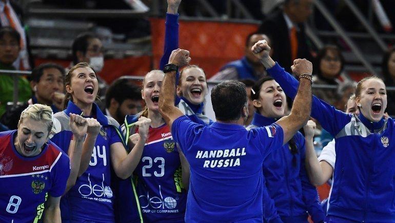 Вматче затретье место ЧМ-2019 россиянки победили Норвегию. Фото AFP