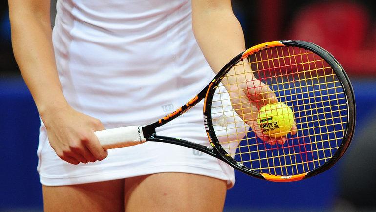Более 130 теннисистов подозревают впроведении договорных матчей. Фото Никита Успенский, -