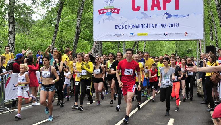 Бегуны-любители потеряют право выступать зарубежом из-за санкций ВАДА? Фото Никита Успенский.