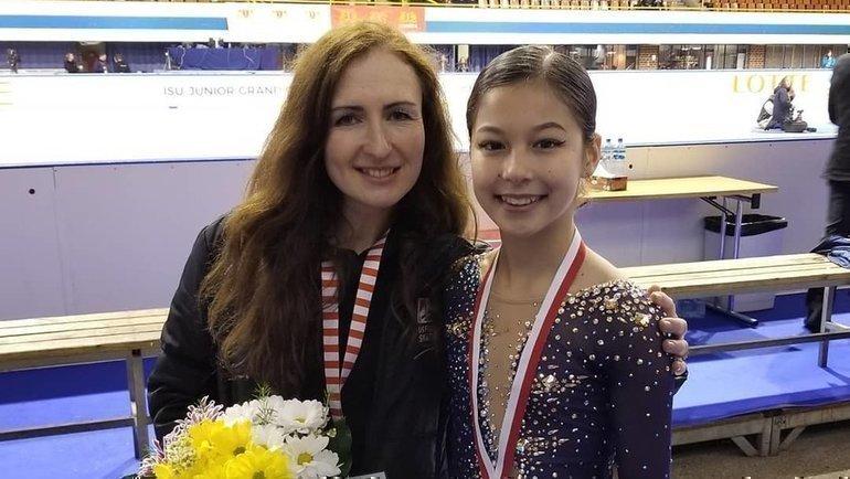 Лаура Липецки иАлиса Лью. Фото instagram.com