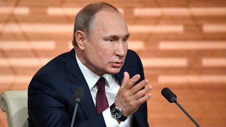 ПрезидентРФ Владимир Путин. Фото AFP