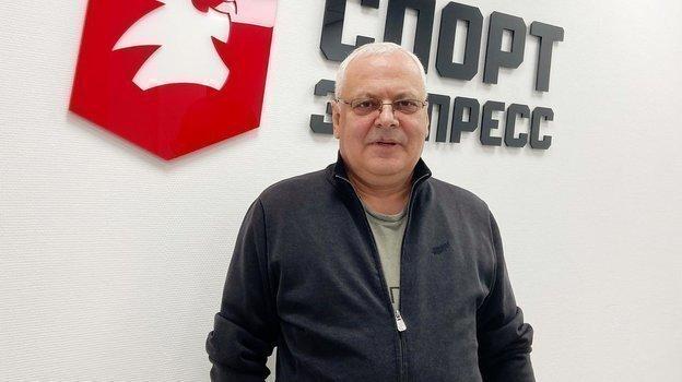 "Сергей Паремузов. Фото ""СЭ"""
