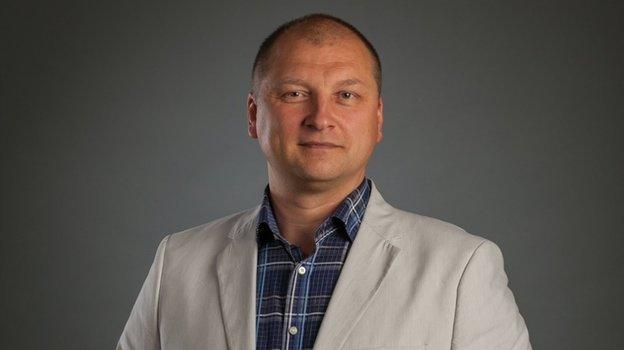Алексей Дементьев.