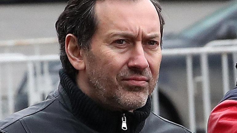 Станислав Романов. Фото Владимир Беззубов, photo.khl.ru