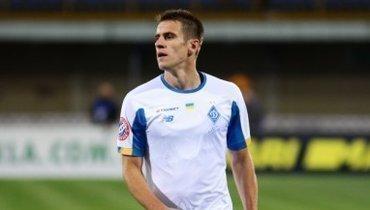 Заявление киевского «Динамо» оботстранении от футбола украинца Беседина из-за допинга