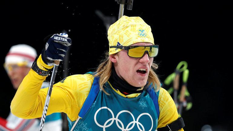 Себастьян Самуэльссон. Фото Reuters