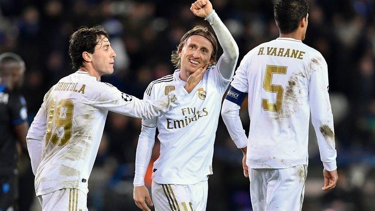 «Реал» и «Манчестер Сити»— самая дорогая пара 1/8 финала вЛиге чемпионов. Фото AFP