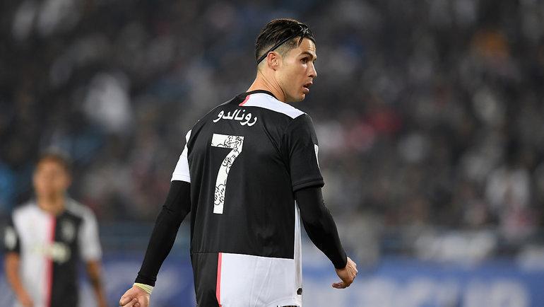 22декабря. Эр-Рияд. «Ювентус»— «Лацио»— 1:3. «Криштиану Роналду» по-арабски.