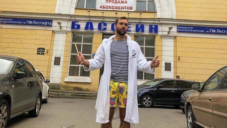 Вадим Бабешкин. Фото Instagram