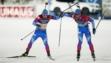 Эдуард Латыпов остается всоставе сборной России, аДмитрий Малышко (справа)— нет.