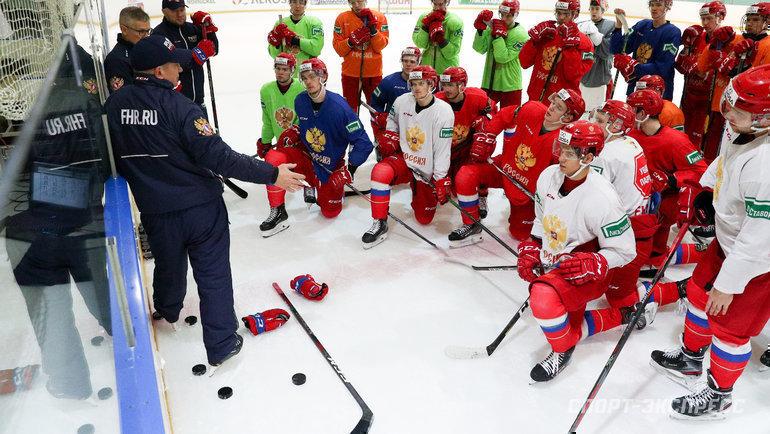 состав сборной на кубок мира по хоккею
