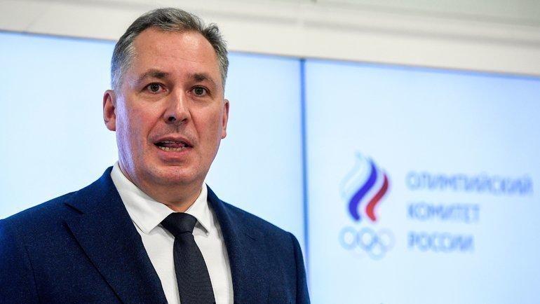 Станислав Поздняков. Фото AFP
